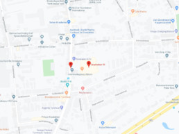 Touro Grill Map